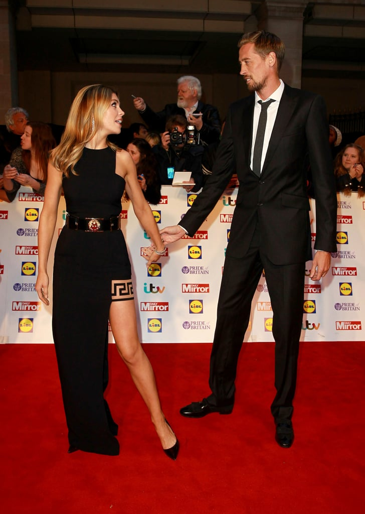 Abbey Clancy and Peter Crouch | Photos of the Best British ...