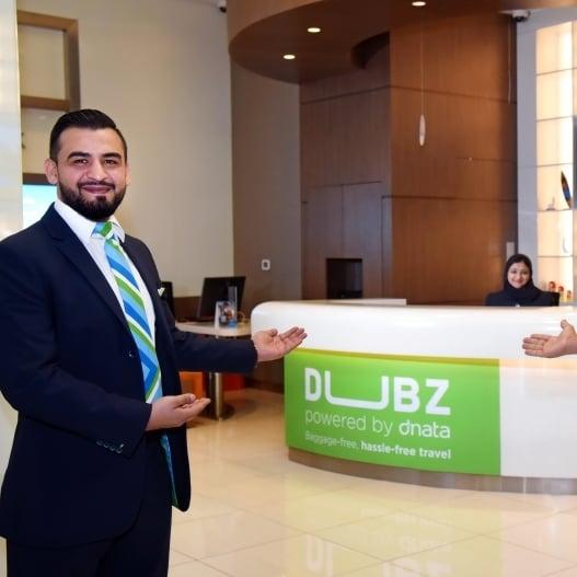 دوبز التابعة لدناتا تطلق محطة لإنهاء إجراءات السفرفي دبي مول