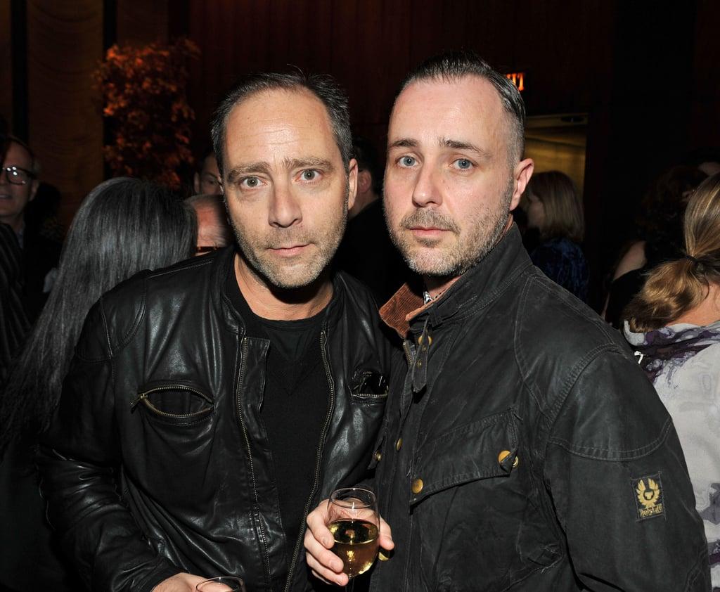 Daniel Silver and Steven Cox