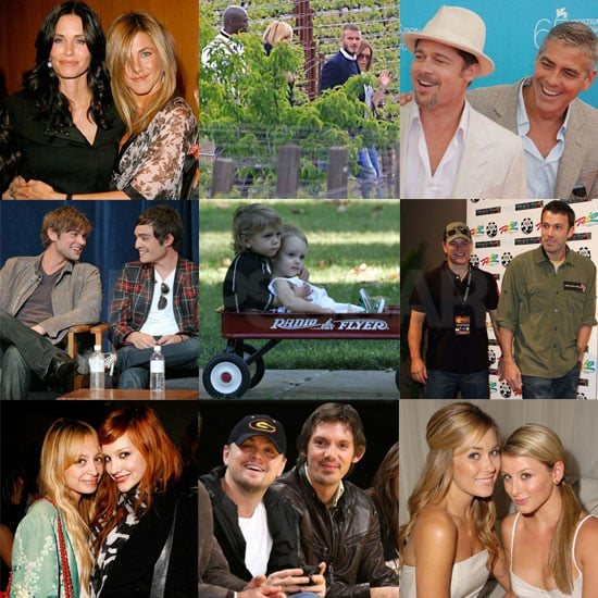 Images of Celebrity Friends