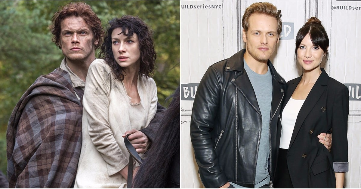 outlander cast dating in real life Sam heughan has been confirmed to be portraying jamie fraser on the starz channel's outlander series i'm losing my mind falling in love with this casting  this poor guy had like 1000.