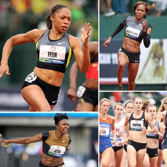 US Women's Olympic Track and Field Team