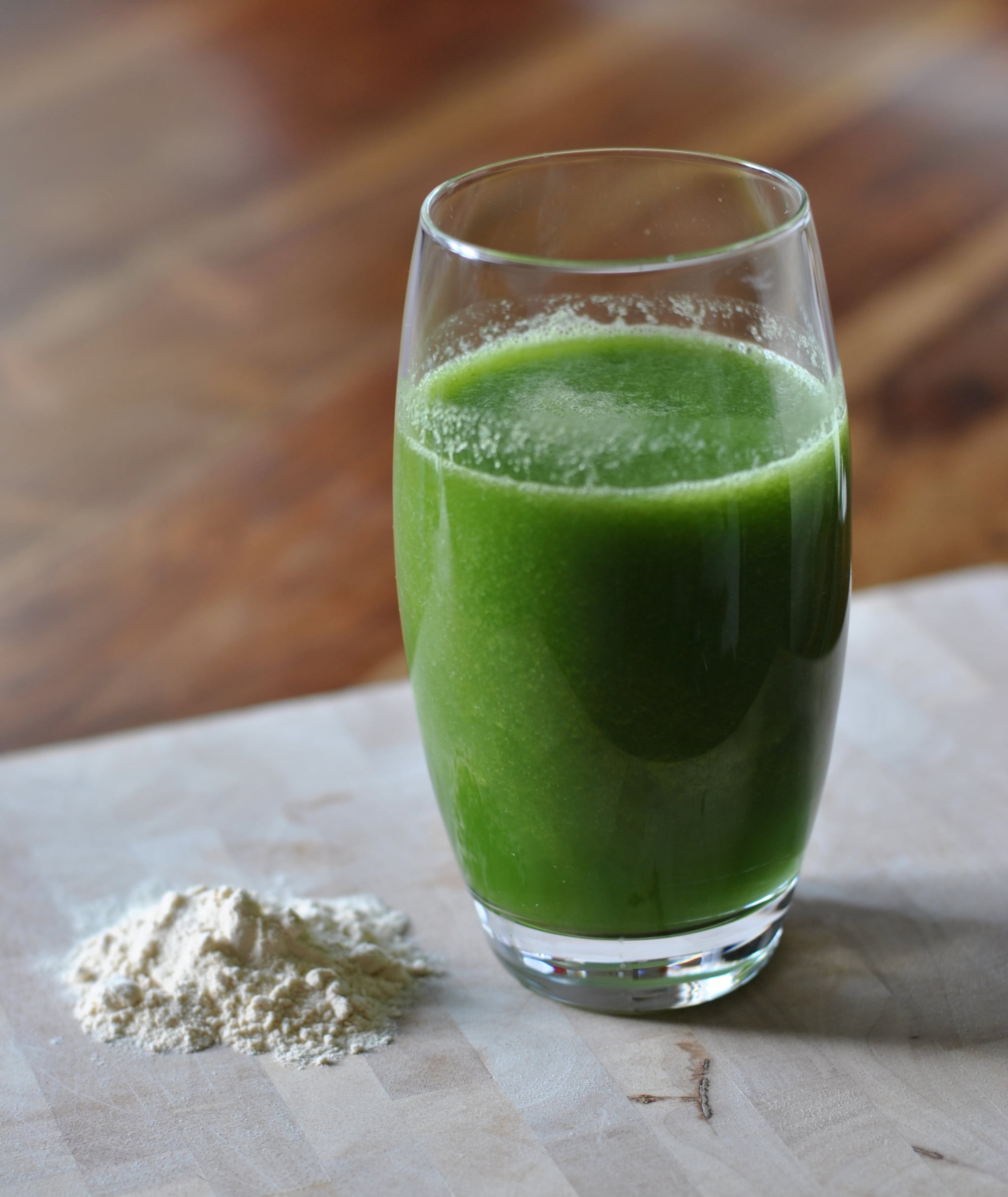 High-Protein Green Juice Recipe