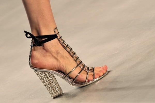 Fantastical Spring Footwear