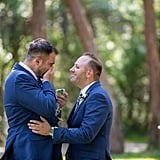 In the courtyard of Atalaya Castle at Huntington Beach State Park in South Carolina, Zac and Shane tied the knot in a tear-filled day that was full of nothing but love. See the wedding now!