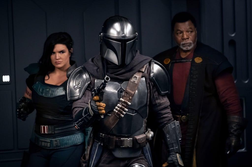 The Mandalorian Season 2 Cast