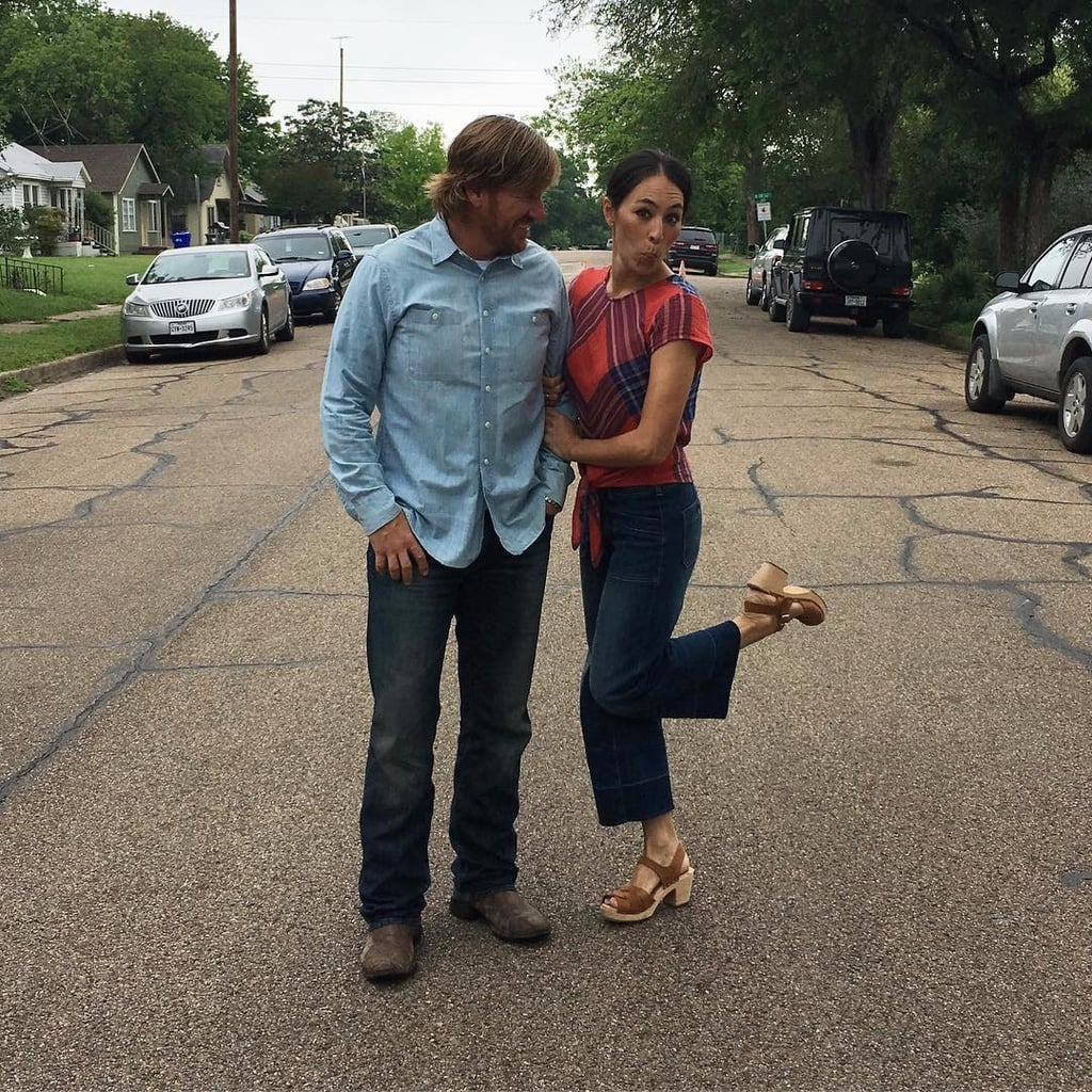 when does fixer upper season 5 start popsugar home
