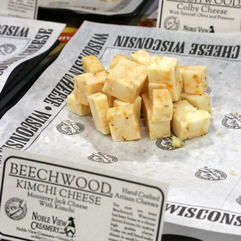 Beechwood Kimchi Cheese