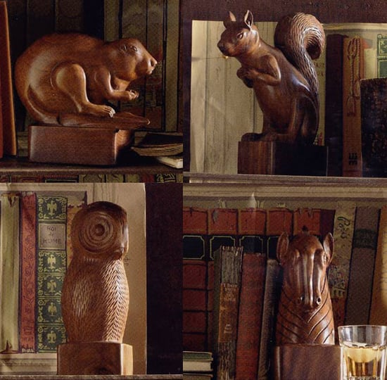 Love It or Hate It? Animal Bookends by Roost