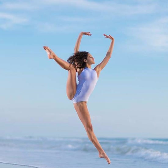 Ballerinas at the Beach Pictures