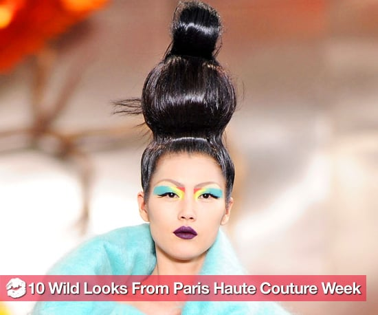 Paris Haute Couture Fashion Week 2010 Pictures
