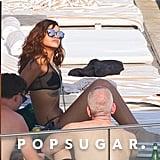 Rihanna & Cara Delevingne in Brazil September 2015 Pictures