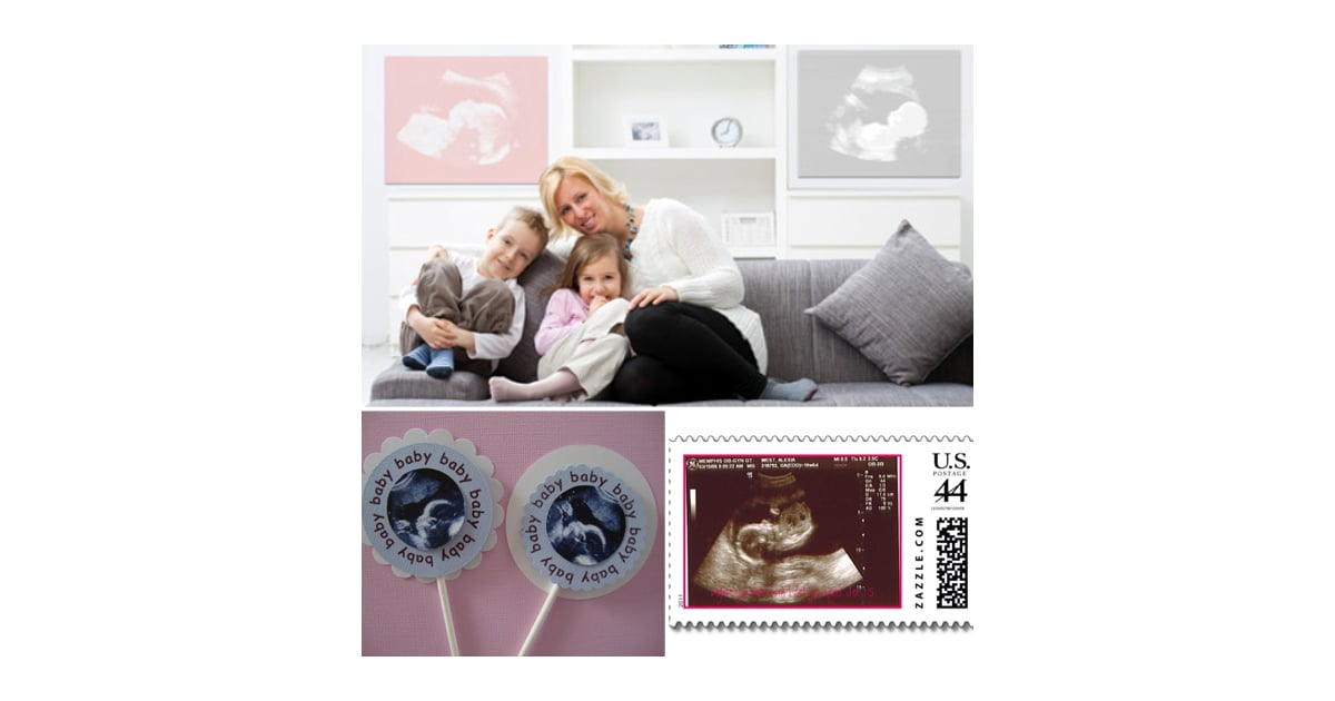 Unusual ultrasound gifts and ideas popsugar moms negle Images