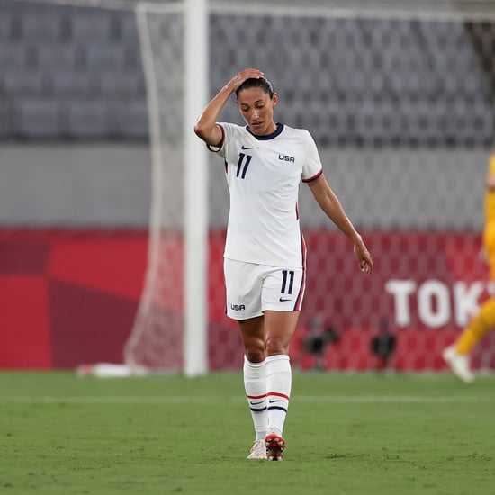 USWNT Loses to Sweden, 3-0, in 2021 Olympics Opener