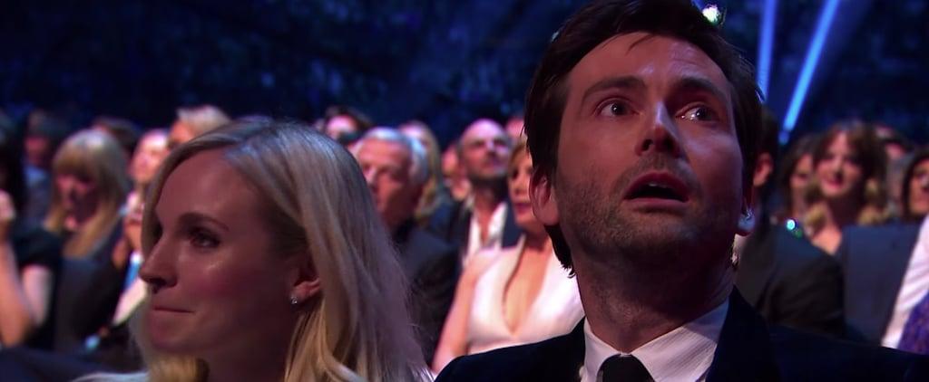 National TV Awards Special Recognition Award Reaction Videos
