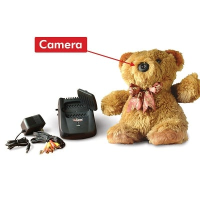Monitor Your Baby With TeddyCam