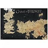 Westeros-Essos Map Poster ($20)