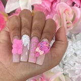 There's Nothing Sweeter Than the Candy Nail-Art Trend - Just Ask Megan Thee Stallion