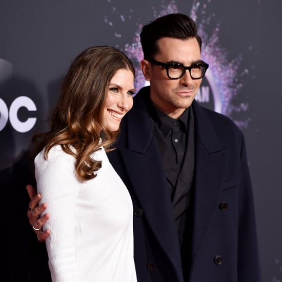 Sarah Levy Cheered on Dan Levy During His SNL Hosting Debut
