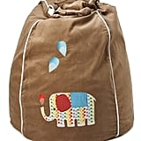 Cocoon Culture Lucky Elephant Bean Bag ($100)