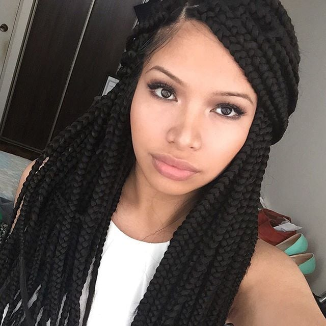 Peachy Protective Style Ideas For Natural Hair Popsugar Beauty Hairstyle Inspiration Daily Dogsangcom