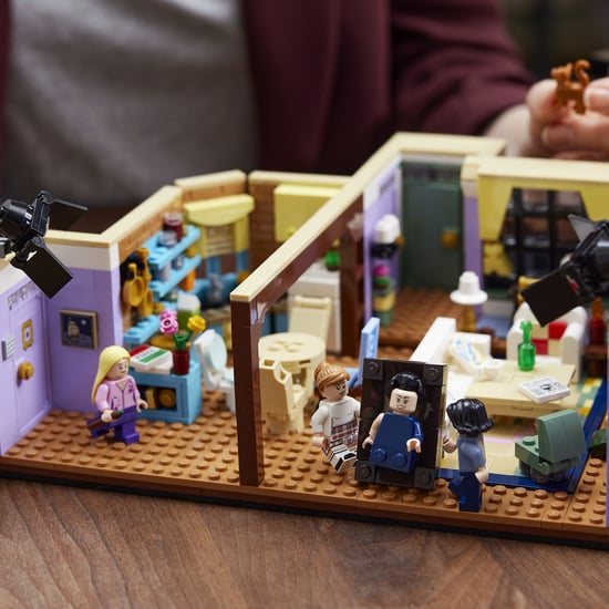 See Photos of the Incredible Lego Friends Apartments Set