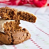 Dipped Paleo Gingersnaps