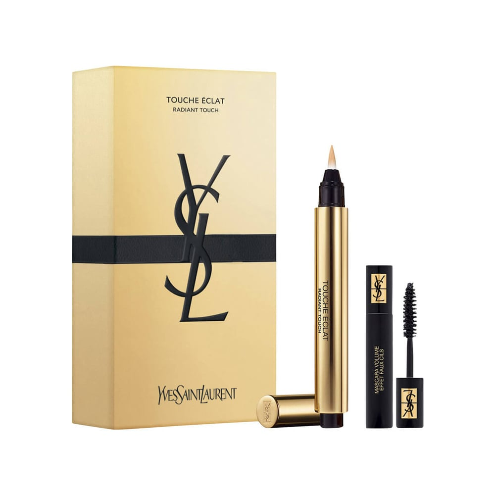 Yves Saint Laurent Touche Eclat and Mini Volume Effect Set, $63