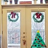 The Homemade Felt Christmas Tree