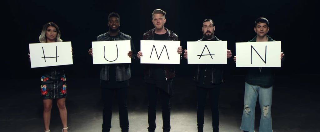 """Pentatonix's """"Imagine"""" Cover Has an Incredibly Moving Message"""