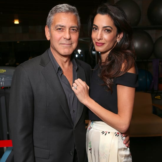 George and Amal Clooney Having Twins