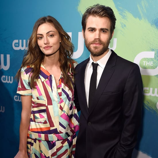 Paul Wesley and Phoebe Tonkin Break Up October 2017