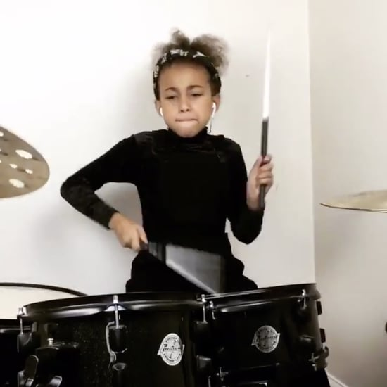 Watch This 9-Year-Old Girl's Viral Drumming Video