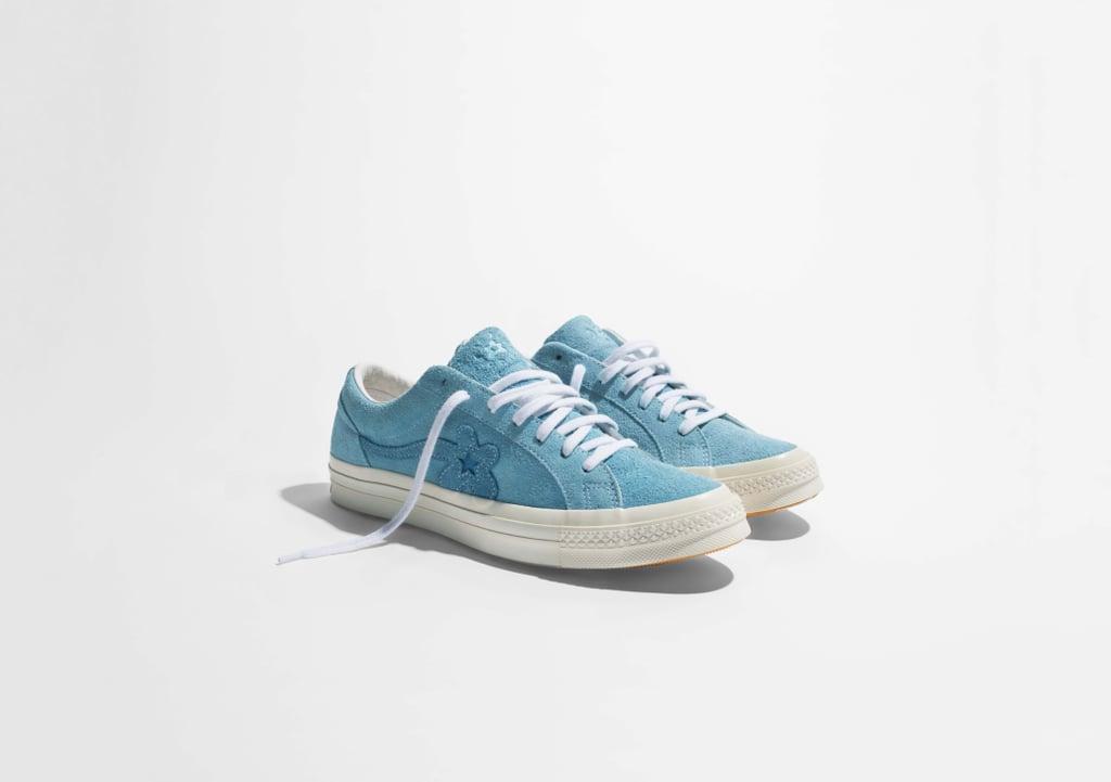 Converse Golf Le Fleur* Suede Low Top - Blue ($100)