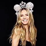 Heidi Klum Went Above and Beyond With the Dazzling Ears She Designed