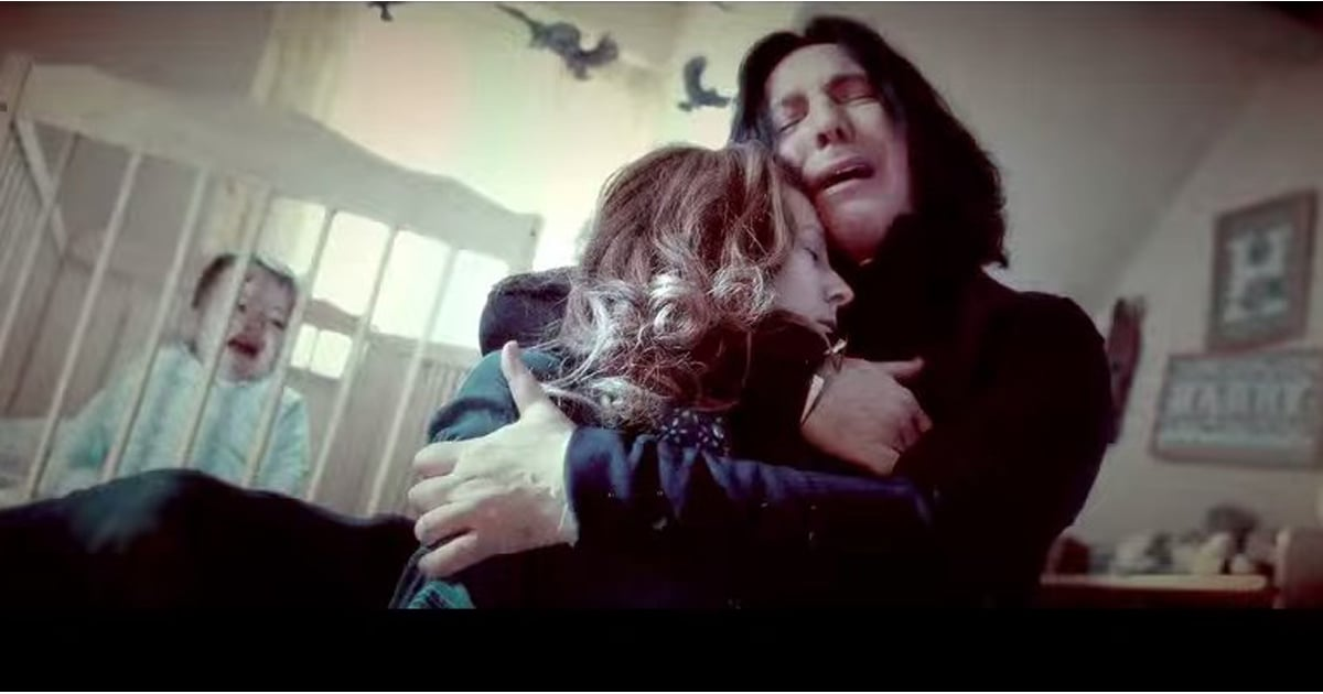Snape's Story in Chronological Order Will Break Your Heart in Half
