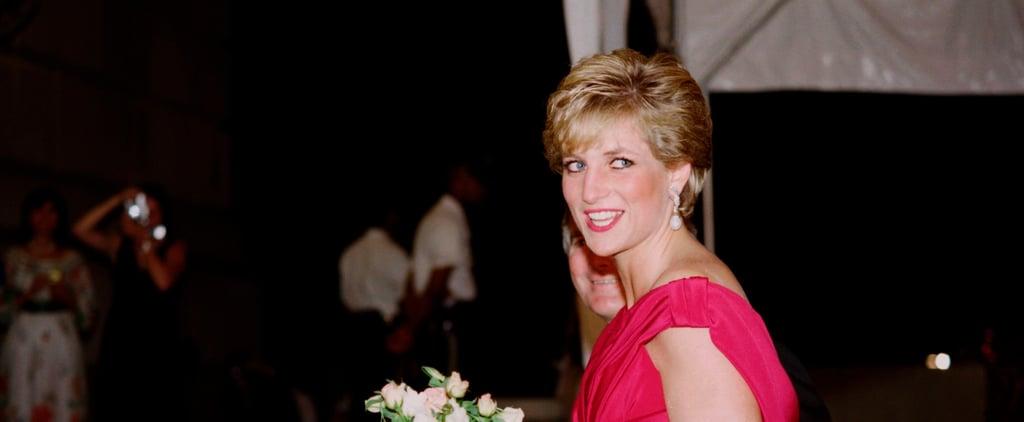 Princess Diana's Short Haircut From Sam McKnight