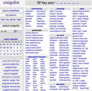I'm Asking: Where Would You Be Without Craigslist?