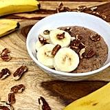 Slow Cooker Banana Steel-Cut Oatmeal