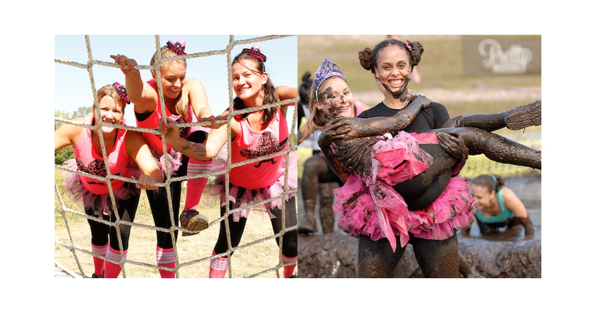 """Redefine the Term """"Dirty Girl"""" With a Mud Run"""