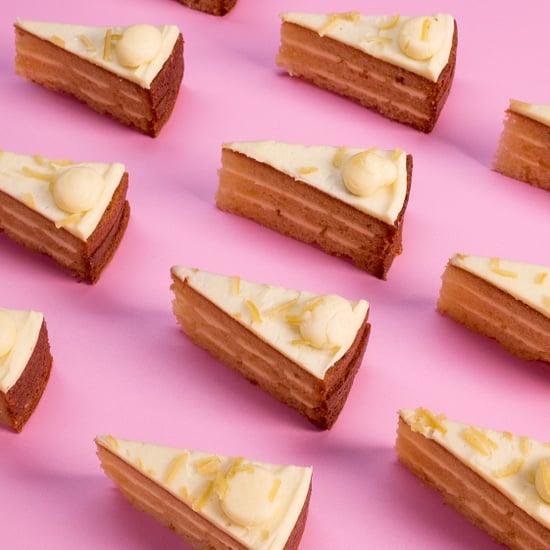 Costa Royal Wedding Lemon Cake