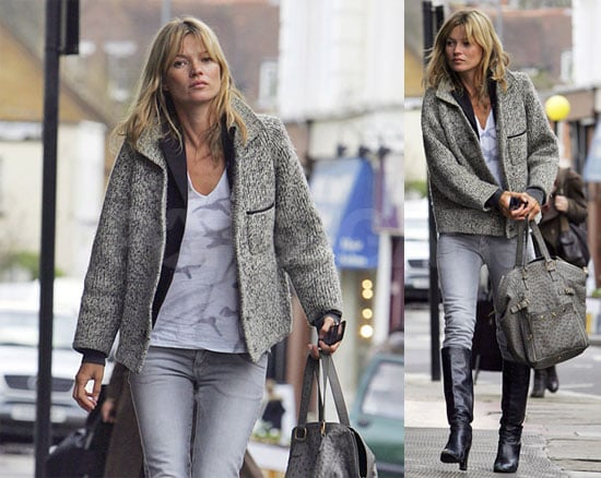 Kate Moss Will Have To Settle For Second Place