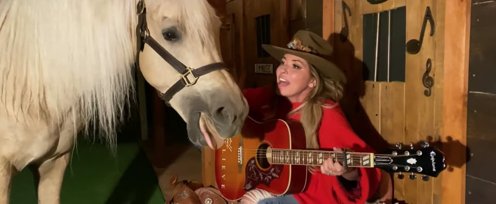 Shania Twain's ACM Performance With Her Horse | Video