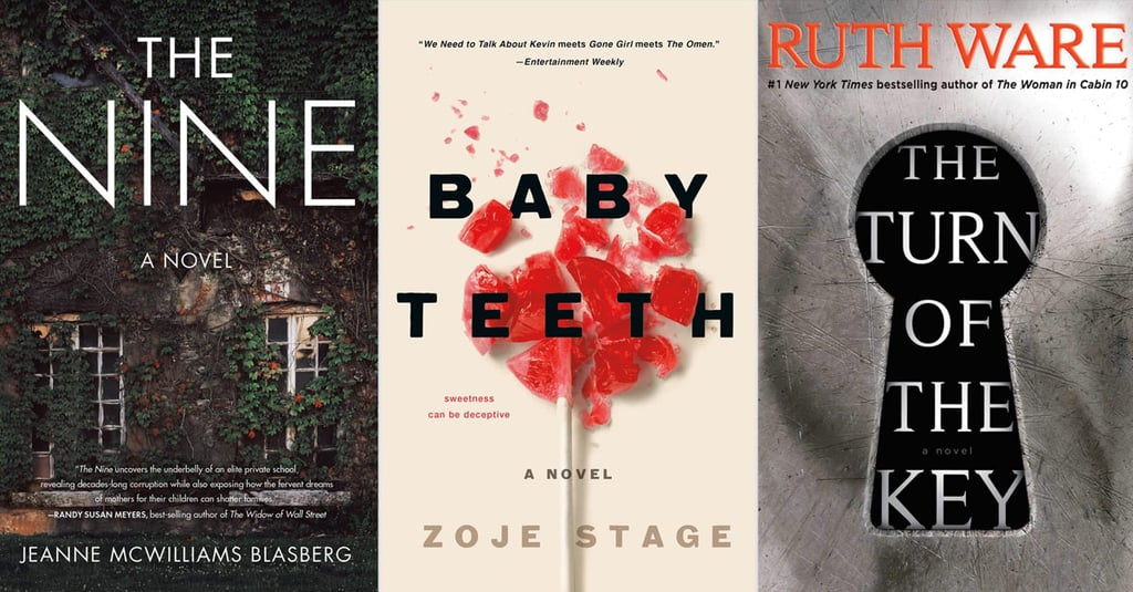 Thriller Books For Fall