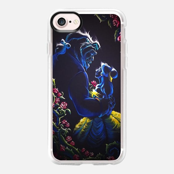"<product href=""https://www.casetify.com/product/QDFVC_beauty-and-the-beast/iphone7/classic-grip-case#/298604"">Beauty and the Beast Classic Grip</product> ($40)"