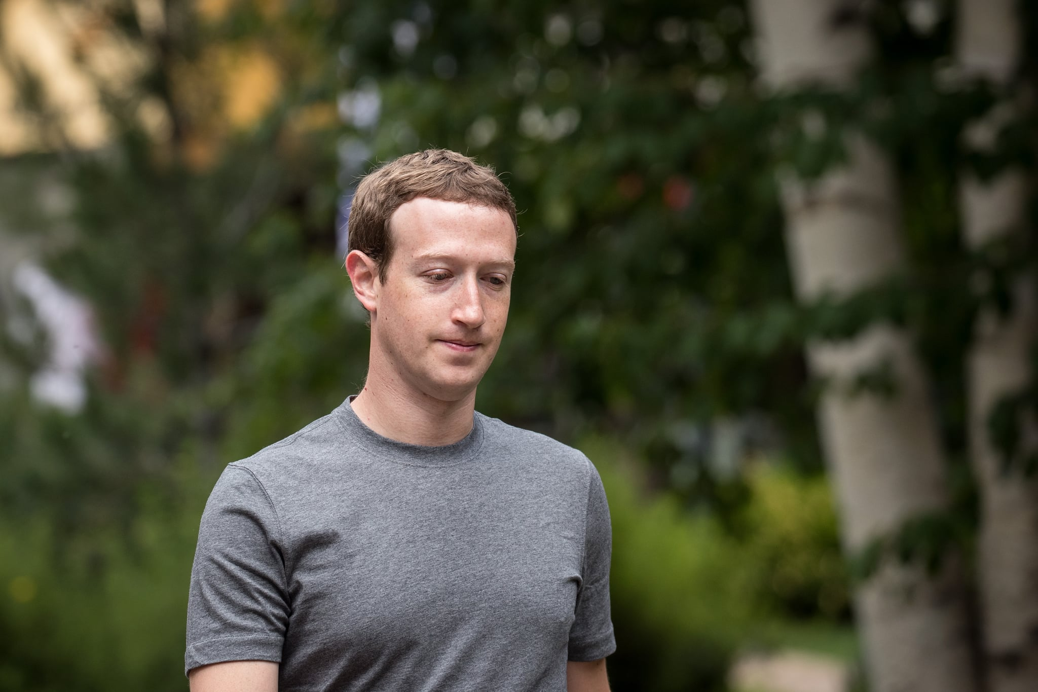 Mark Zuckerberg rejects Donald Trump's claim that Facebook is 'anti