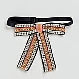 Asos Embellished Bow Tie