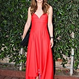 Natalie Portman at the LA Dance Project benefit gala in Los Angeles. Source: Aleks Kocev/BFAnyc.com