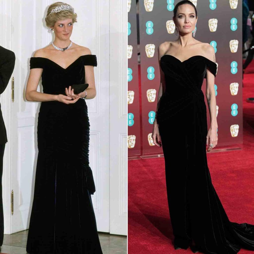 8 Celebrities Who Dressed Like Princess Diana