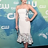 Lili Reinhart at the 2016 CW Upfronts